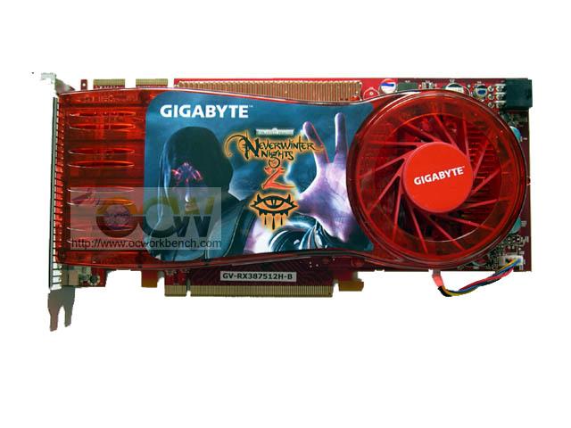 Gigabyte HD 387512H-B